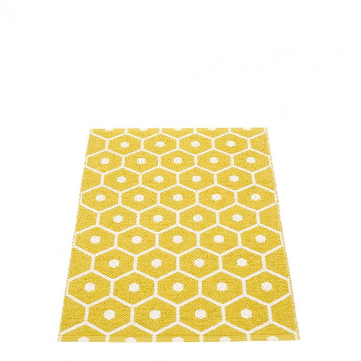 Pappelina Honey Mustard & Vanilla Runner 70 x 100 cm