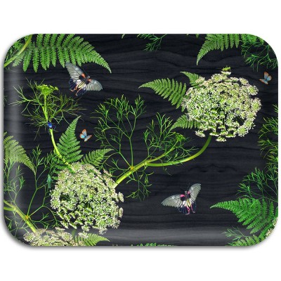 Ary Large Black Dill Tray