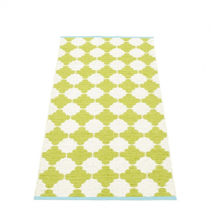 Pappelina Marre Lime & Vanilla Runner - 70 x 150 cm