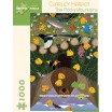 Pomegranate Charley Harper Rocky Mountains 1000 Piece Jigsaw