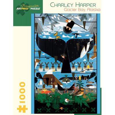 Charley Harper Glacier Bay Jigsaw