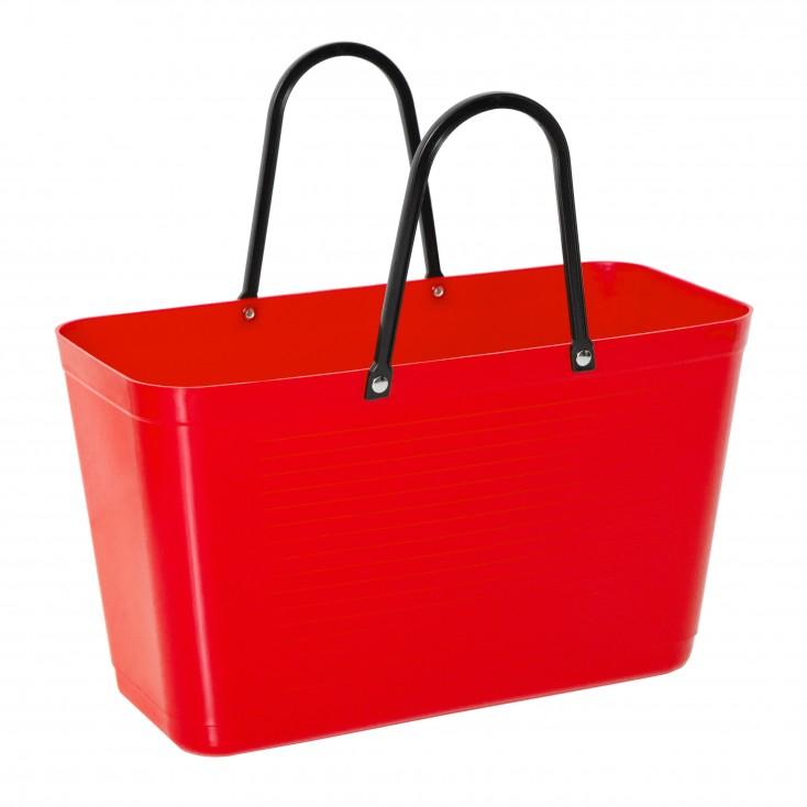 Hinza Large Red Bag