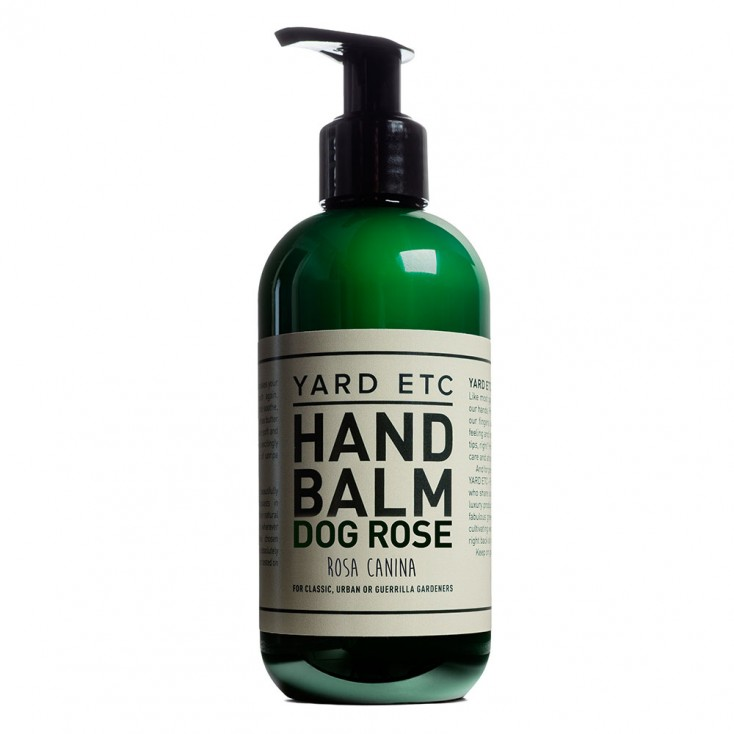 Yard Etc Dog Rose Hand Balm - 250ml