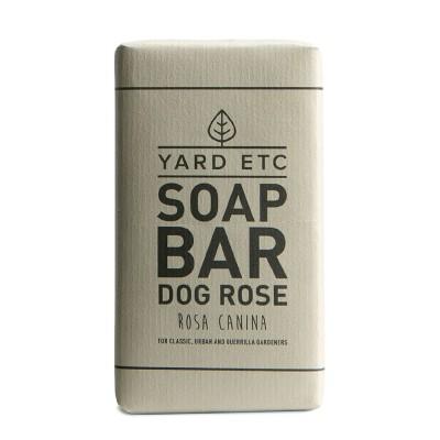 Yard Etc Dog Rose Soap Bar