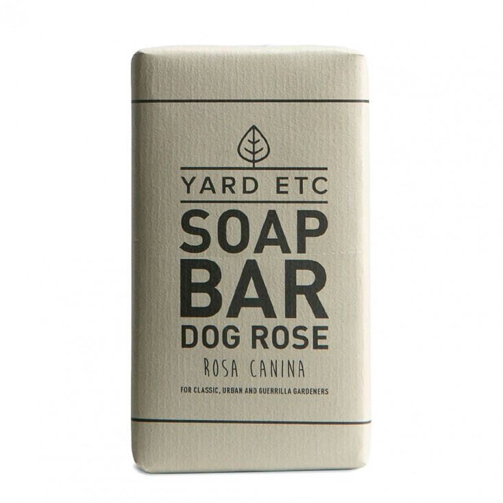Yard Etc Dog Rose Soap Bar
