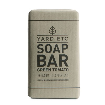 Yard Etc Green Tomato Soap Bar