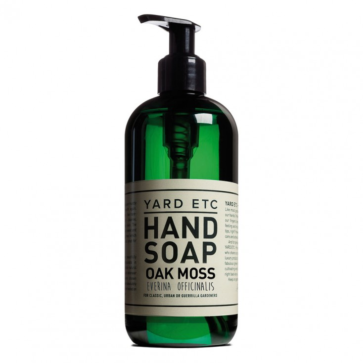 Yard Etc Oak Moss Hand Soap