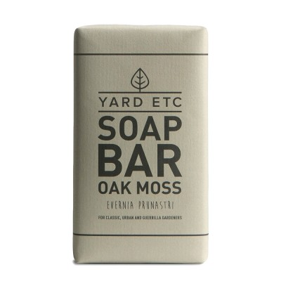 Yard Etc Oak Moss Soap Bar