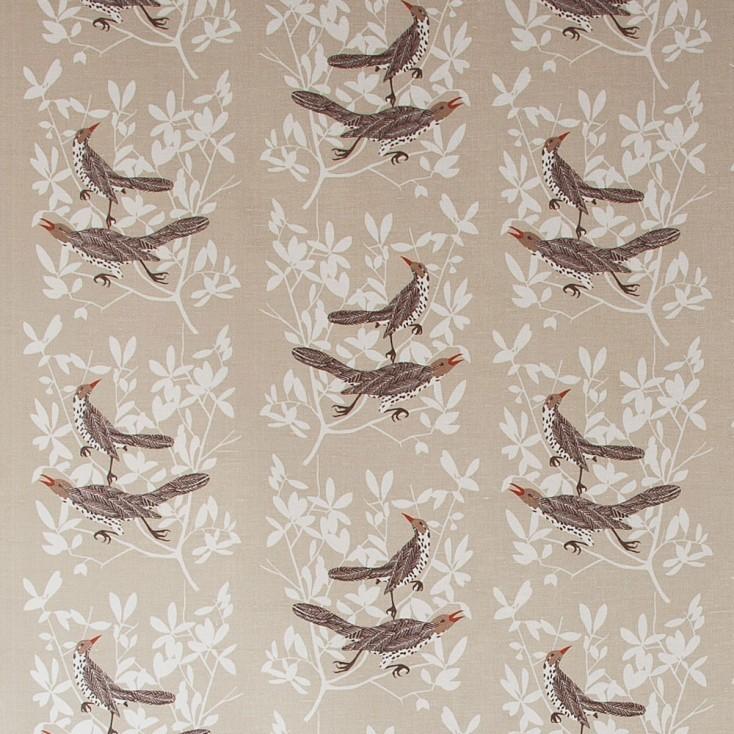 Scandinavian Fabric - Almedahls Duet Beige