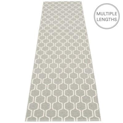 Pappelina Warm Grey & Vanilla Runner - 70 x 270 cm