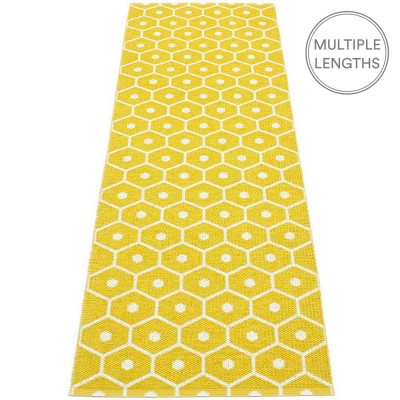 Pappelina Honey Mustard & Vanilla Runner 70 x 225 cm