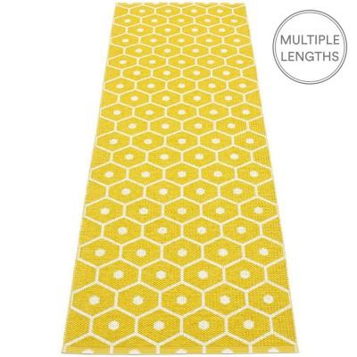 Pappelina Honey Mustard & Vanilla Runner 70 x 225 cm