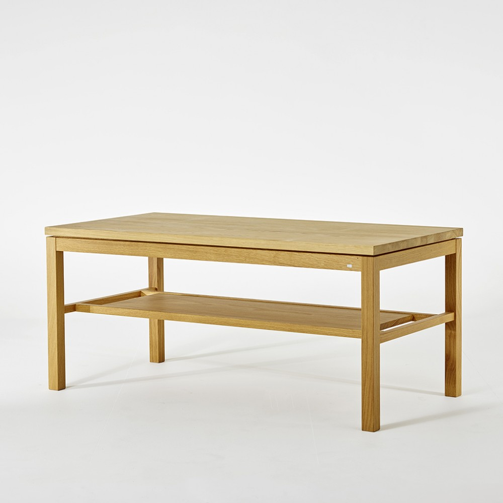 Gad Hejnum Oak Coffee Table Hus Hem