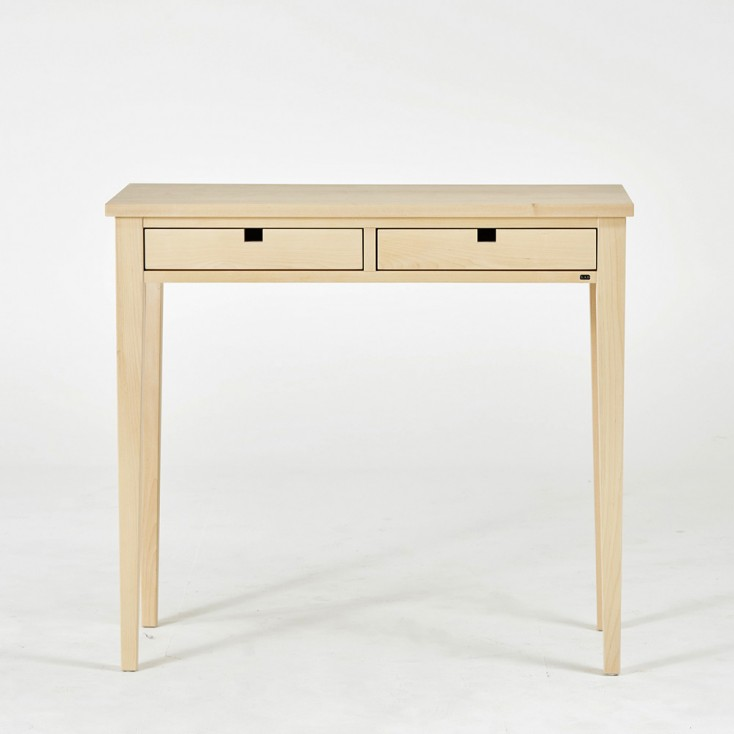 Gad Ala Two Drawer Birch Console Table