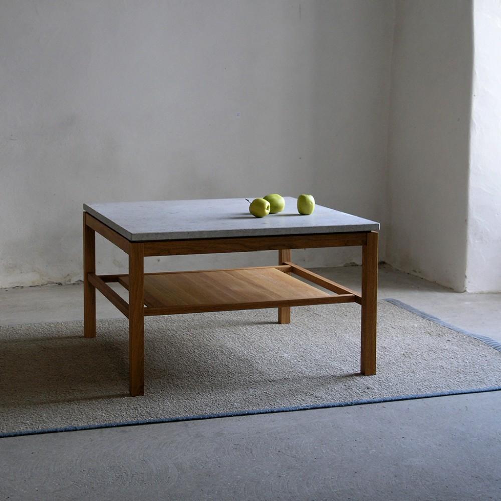 Gad Hejnum Square Coffee Oak Table Hus Hem