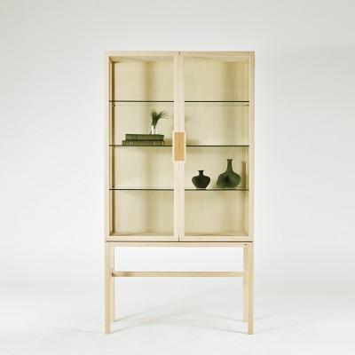 Gad Ovide Birch Cabinet
