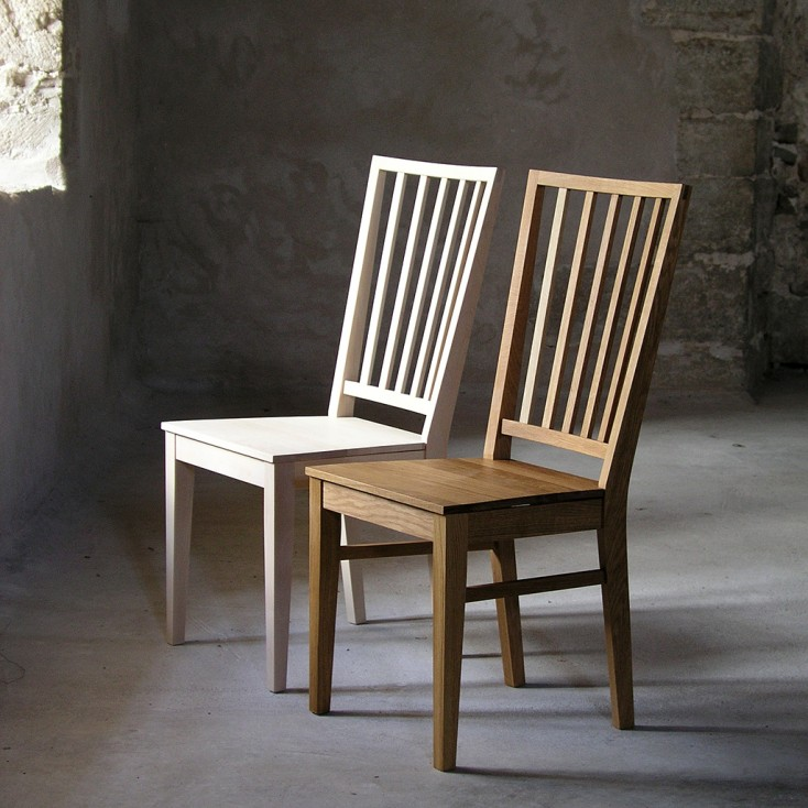 Gad Fröjel Chair Birch & Oak