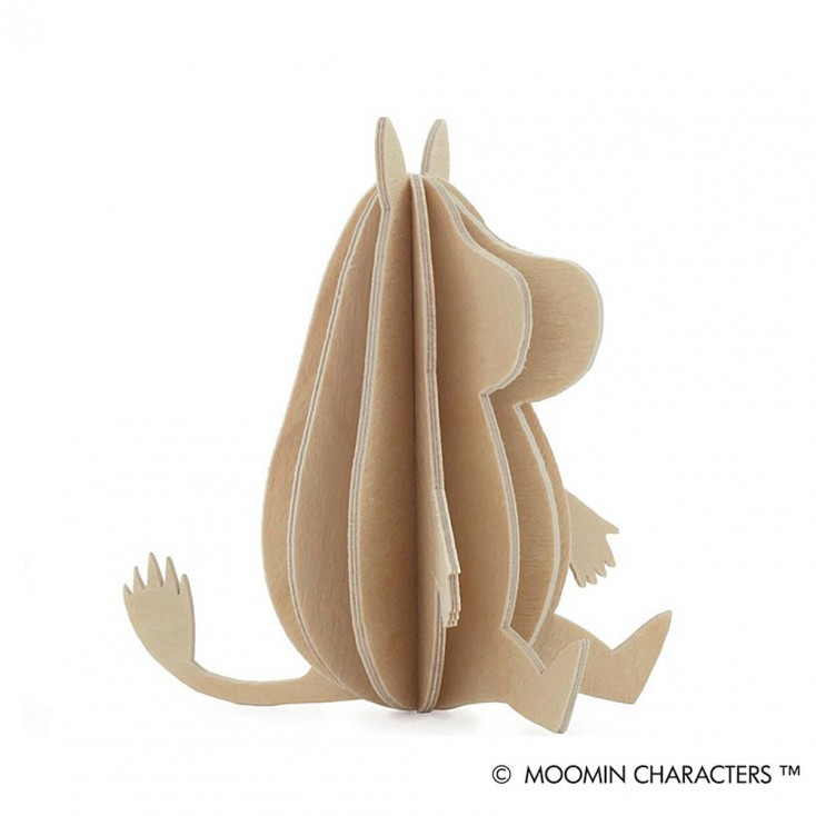Lovi Birch Ply Moomintroll