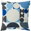 Spira Anita Blue Cushion