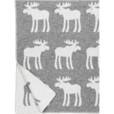 Lapuan Kankurit Hirvi Blanket - Grey