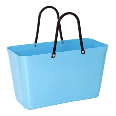 Hinza Large Light Blue Bag