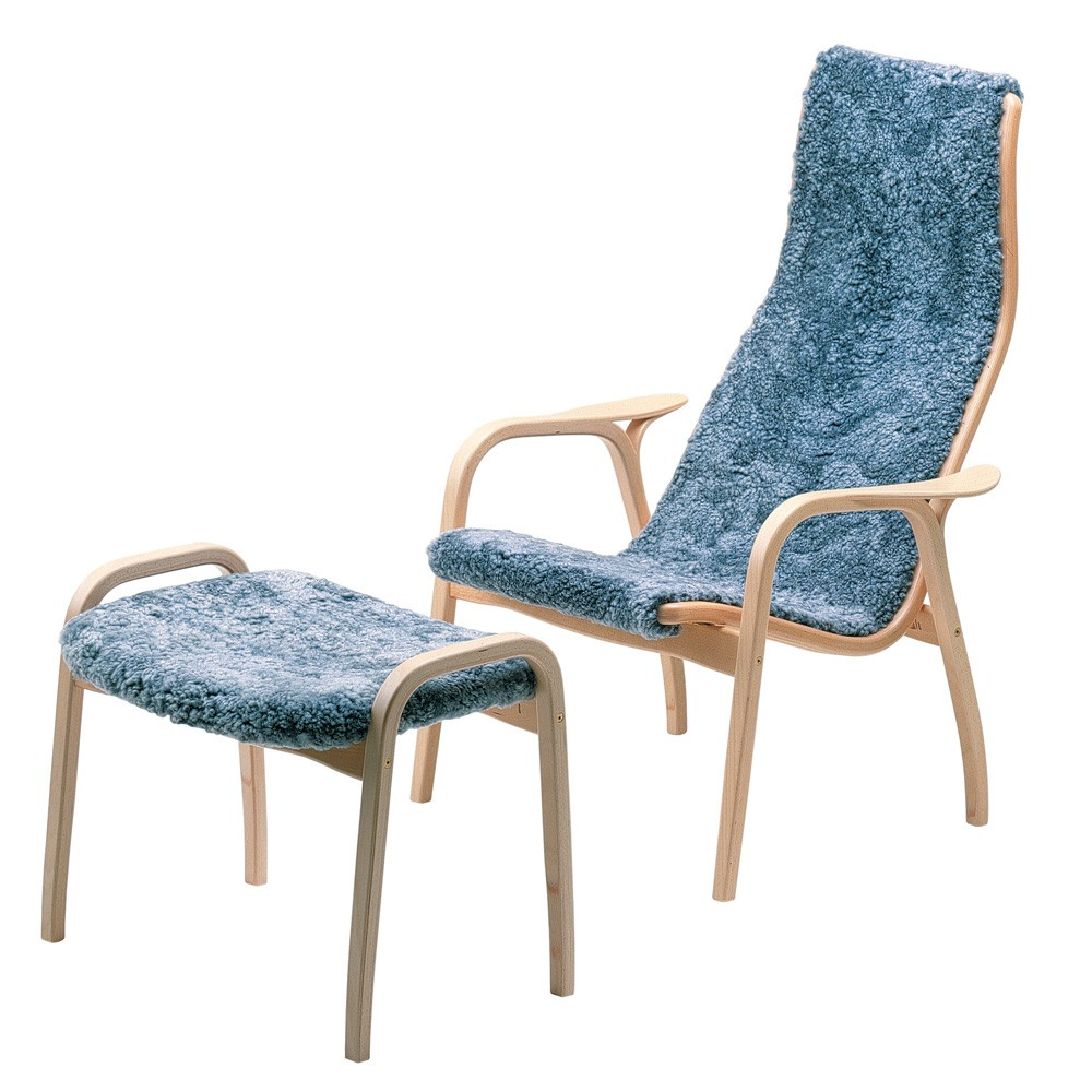 Swedese Lamino Chair Graphite HUS& HEM