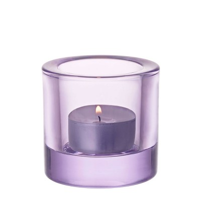 Iittala Kivi Lavender Tealight Holder