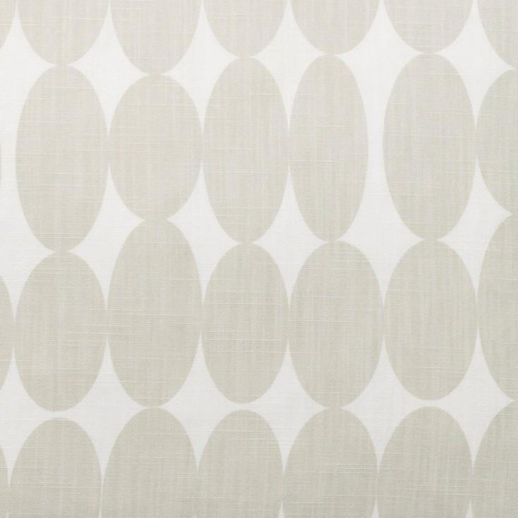 Fabric Remnant - Vilma Natural - 50 cm