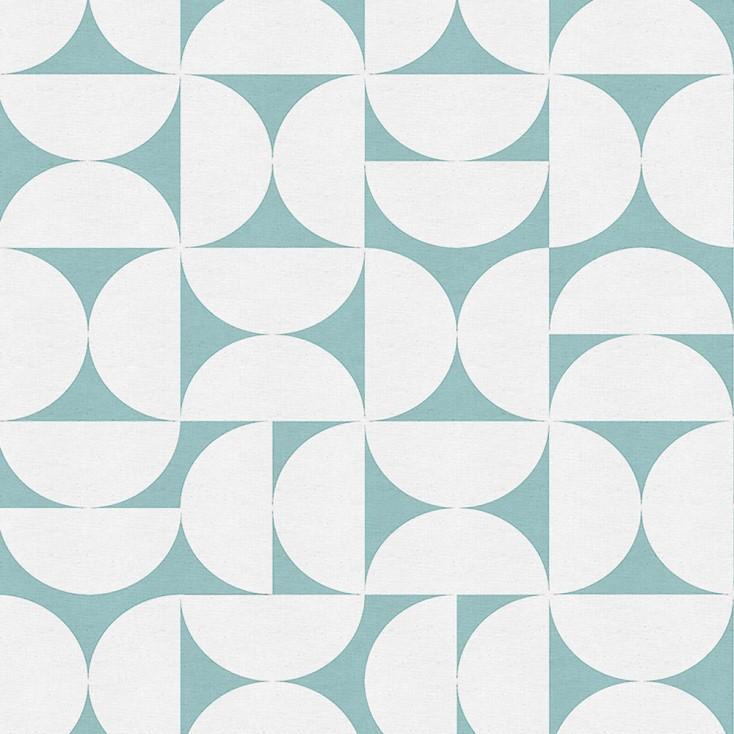 Spira Siv Light Blue Scandinavian Fabric