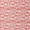 Spira Jazz Red Swedish Fabric