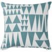 Spira Jazz Blue Cushion