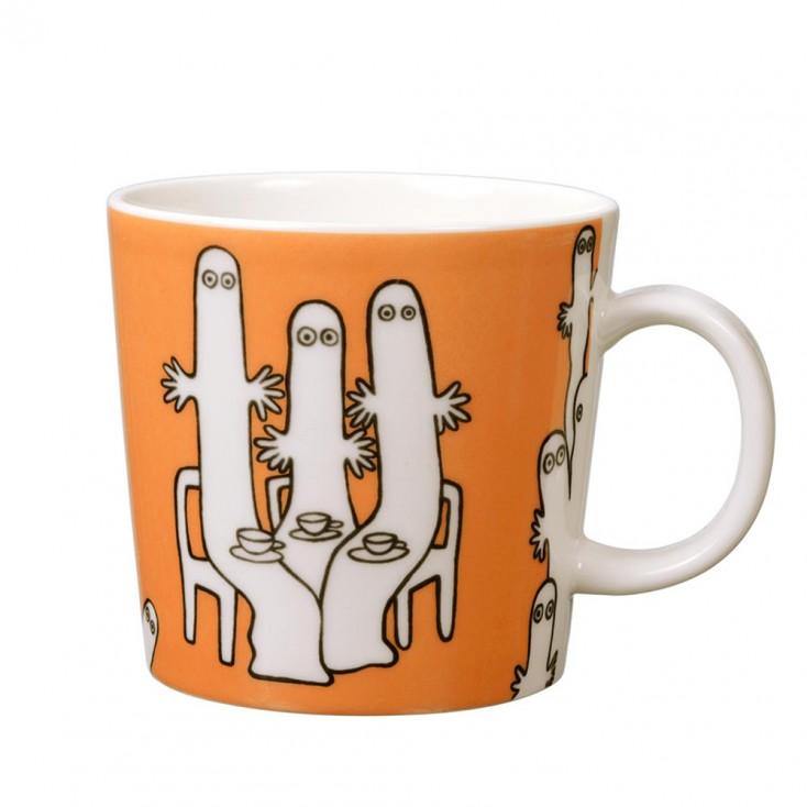 Arabia Moomin Hattifatteners Mug