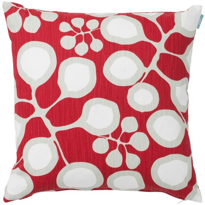 Spira Sedum Raspberry Cushion