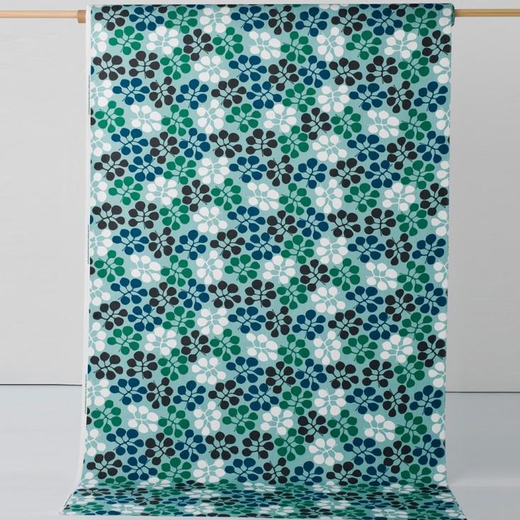 Spira Petrol Fabric Collection