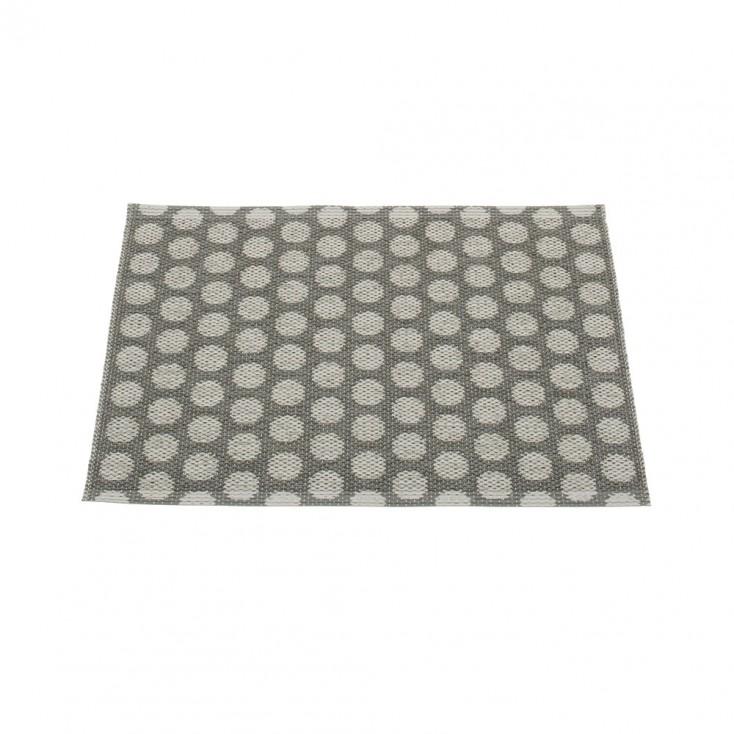 Pappelina Noa Charcoal & Warm Grey Mat - 70 x 50 cm - Reverse