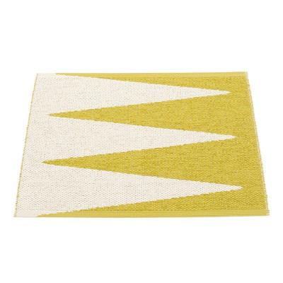 Pappelina Vivi Mustard & Vanilla Mat - 70 x 60 cm