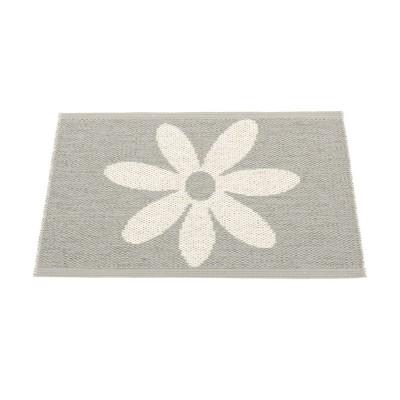 Pappelina Lilo Warm Grey & Vanilla Mat - 70 x 50 cm