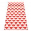 Pappelina Dana Coral Red & Piglet Runner - 70 x 160 cm