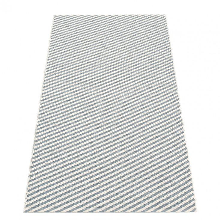 Pappelina Will Storm & Vanilla Runner - 70 x 150 cm