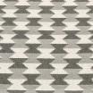 Pappelina Dana Warm Grey & Charcoal Mat - Reverse Detail