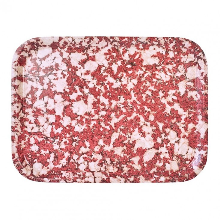 Ruby Galaxy Breakfast Tray