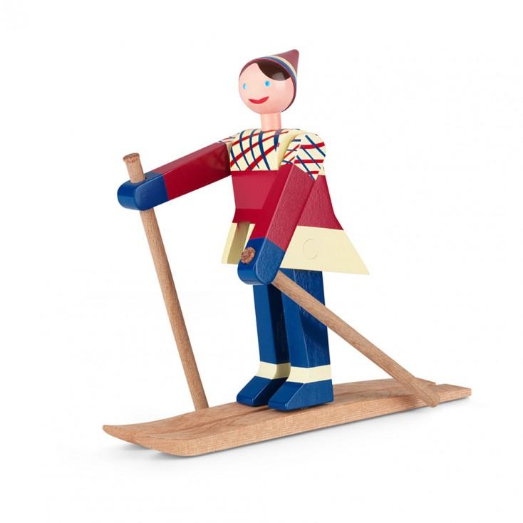 Rosendahl - Kay Bojesen - Datti The Girl Skier