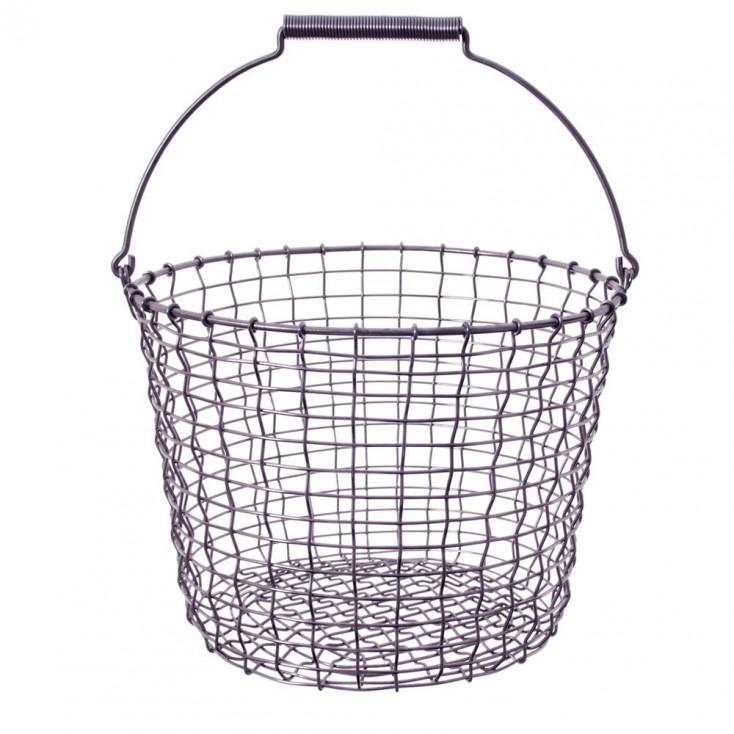 Korbo Bucket 16 - Stainless Steel