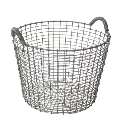 Korbo Classic 24 Basket - Galvanized