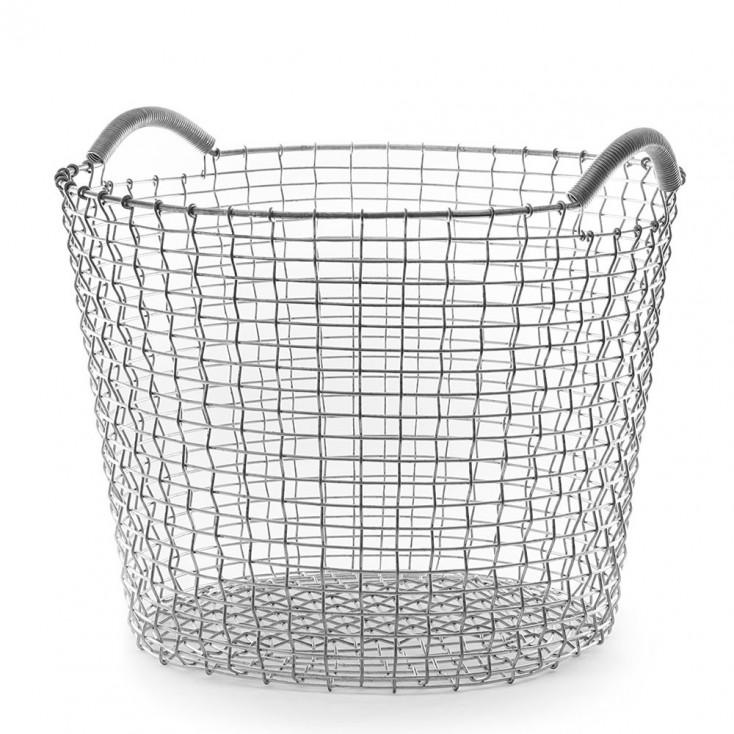Korbo Classic 50 Basket - Galvanized