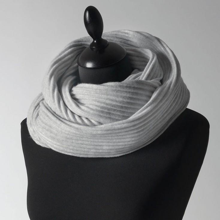 Design House Stockholm Pleece Snood - Light Grey