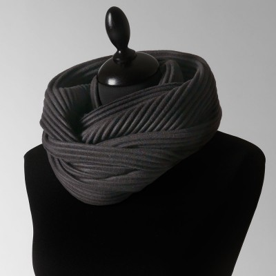 Design House Stockholm Black Pleece Snood