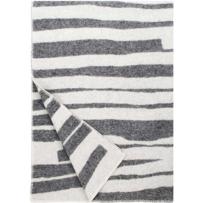 Lapuan Kankurit Grey Twisti Blanket