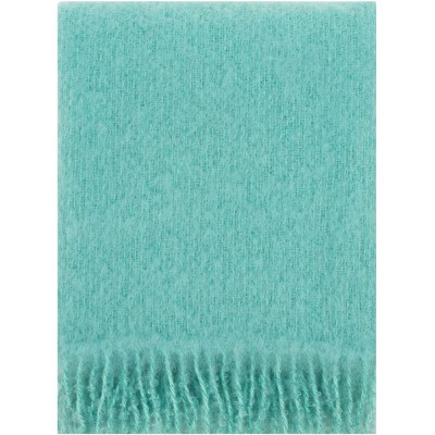 Lapuan Kankurit Turquoise Saaga Uni Mohair Blanket