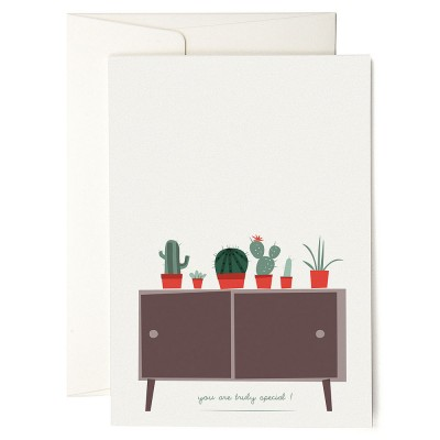 Cactus Collection Greeting Card